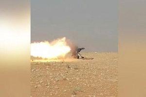 T-62M SAA bị 'sát thủ' chống tăng đánh bại