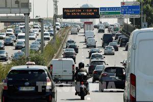 Châu Âu đặt mục tiêu giảm khí thải ô tô tải hạng nặng