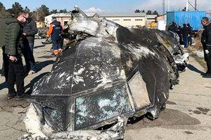Iran công bố kết quả phân tích dữ liệu hộp đen máy bay Ukraine bị bắn nhầm