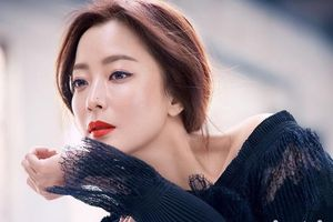 Những dấu mốc trên màn ảnh của Kim Hee Sun