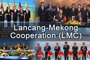 Khai mạc hội nghị Lan Thương- Mekong 2020