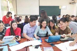 Thái Bình: 2.486 giáo viên dạy lớp 1 hoàn thành bồi dưỡng chương trình mới