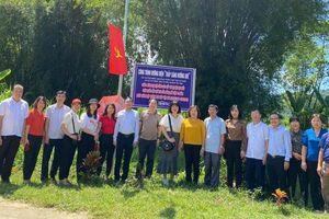 Tuyên Quang khánh thành Công trình nông thôn mới ' Đường điện thắp sáng đường quê'.