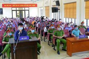 Nhận án 9 tháng tù vì đấm thẳng vào mặt Trưởng Công an phường