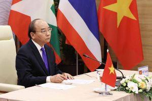 Việt Nam cùng năm nước dọc sông Mekong họp bàn ứng phó các thách thức