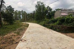 Lật tẩy chiêu 'hiến đất mở đường' tại Kon Tum