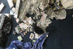 Khởi tố vụ đánh bạc do một phụ nữ cầm đầu