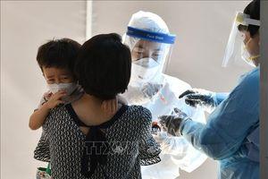 Tổng thống Hàn Quốc kêu gọi người dân chung sức chống dịch COVID-19