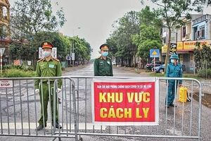 Quảng Ninh: Truy tìm người đàn ông trốn khỏi khu cách ly COVID-19