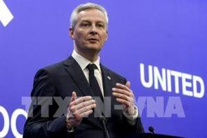 Pháp giữ nguyên dự báo kinh tế trong năm nay