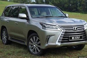 Lexus LX 570 2020 mở bán tại Malaysia, giá từ 6,8 tỷ đồng