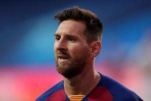 Barca ra giá bán Messi