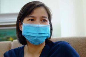 Nơi 'nóng' nhất của tâm dịch Đà Nẵng qua lời kể nữ điều dưỡng