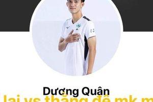 Hàng loạt cầu thủ bị mất tài khoản facebook chỉ trong một ngày, có người đang là tuyển thủ U22 Việt Nam