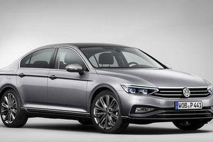 Volkswagen Passat đời mới nâng tầm, sử dụng khung gầm hoàn toàn mới đấu Toyota Camry, Honda Accord