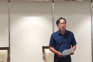 Quận Hoàng Mai loay hoay xử lý các bãi đỗ xe tự phát