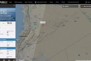 Máy bay Iran cố nấp bóng căn cứ Nga để tránh bị Israel tấn công