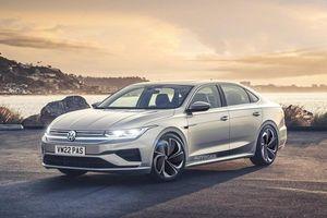 Volkswagen Passat 2023 sẽ là xe hạng sang