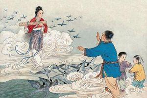 Ngưu Lang - Chức Nữ và những chuyện tình buồn trong truyền thuyết