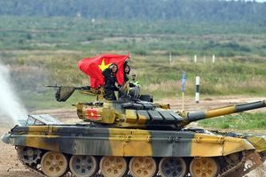Army Games: Tuyển xe tăng Việt Nam tụt xuống vị trí thứ hai đầy khó hiểu