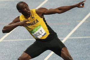 Người đàn ông chạy nhanh nhất thế giới Usain Bolt dương tính với Covid-19