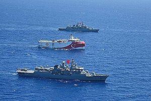 Tranh chấp khí đốt Địa Trung Hải: Thổ Nhĩ Kỳ bất ngờ phản công