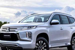 Mitsubishi Pajero Sport nâng cấp mới trang bị gì để 'đấu' với Toyota Fortuner 2021?