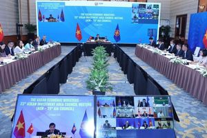 Hội nghị Bộ trưởng Kinh tế - Hội đồng đầu tư ASEAN lần thứ 23