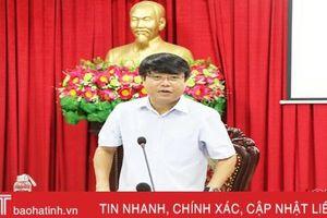 Phát triển thành phố Hà Tĩnh xứng tầm đô thị trung tâm của tỉnh