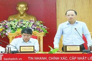 Tập trung xử lý các vướng mắc dự án đường dây 500kV Nhiệt điện Quảng Trạch – Vũng Áng