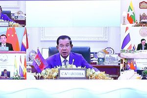 Campuchia chia sẻ tầm nhìn phát triển của Hợp tác Mekong-Lan Thương