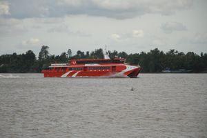 Tàu cao tốc Cần Thơ-Côn Đảo tạm ngừng hoạt động đến hết năm 2020