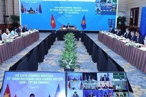 Hội nghị Bộ trưởng Kinh tế- Hội đồng đầu tư ASEAN lần thứ 23