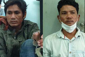 Nghi phạm đâm chết người ở công viên Thăng Long sa lưới