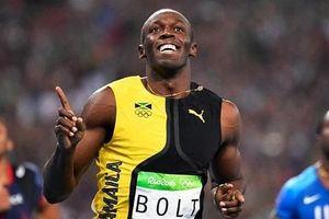 'Tia chớp đen' Usain Bolt dương tính với Covid-19