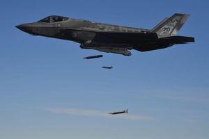 Xem tiêm kích F-35 của Hà Lan rải 16 quả bom trong cuộc thử nghiệm