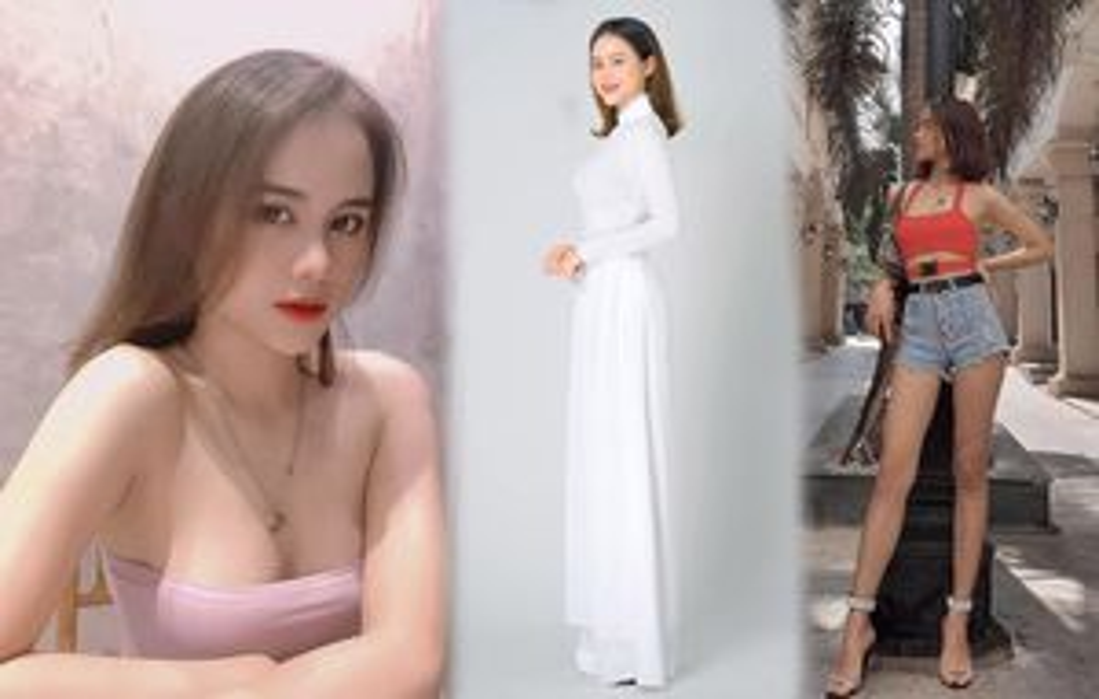 Nữ sinh ước mơ trở thành tiếp viên hàng không và lọt Top 3 Hoa hậu Việt Nam 2020