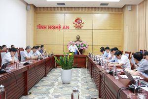 Đẩy nhanh GPMB tuyến đường dây 500kV nối Nhiệt điện Nghi Sơn 2 vào hệ thống điện lưới Quốc gia