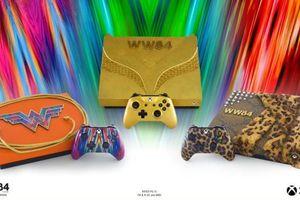 Microsoft trình làng Xbox One X phiên bản giới hạn Wonder Woman