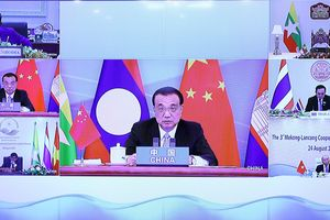 Trung Quốc chia sẻ dữ liệu thủy văn với các nước lưu vực sông Mekong
