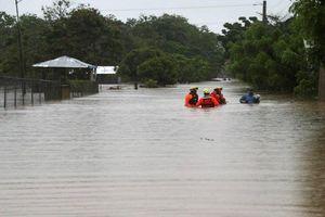 Mỹ triển khai các biện pháp mạnh mẽ ứng phó bão Laura