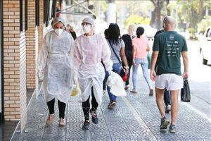 Nhiều cơ sở kinh doanh tại Brazil 'tê liệt' do dịch COVID-19