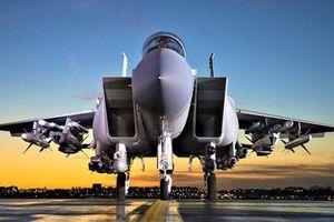 'Đại bàng thép' F-15 EX của Mỹ đáng sợ hơn khi có tên lửa siêu thanh