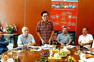 Chủ tịch Hội DNTNVN: 'Tôi ước mơ xây dựng Trung tâm Truyền thông và Văn hóa Doanh nhân'