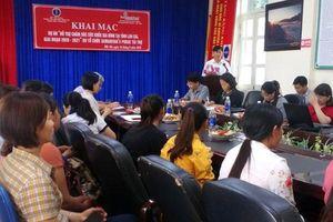 Samaritan's Purse tổ chức tập huấn 'Hỗ trợ chăm sóc sức khỏe gia đình tại tỉnh Lào Cai'