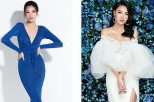 Người mẫu sở hữu chiều cao 'khủng' 1m77 và body nóng bỏng thi Hoa hậu Việt Nam