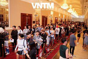 Vietnam's Next Top Model chính thức trở lại trên các kênh kỹ thuật số