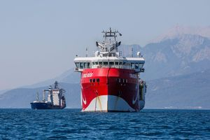 Nguy cơ xung đột giữa các đồng minh NATO ở Đông Địa Trung Hải nhấn chìm khu vực