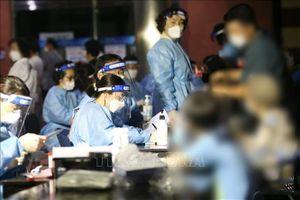 Hàn Quốc ghi nhận số ca mắc COVID-19 cao nhất kể từ tháng 3