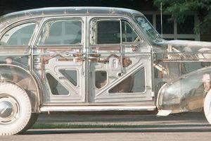 Chi tiết Pontiac Ghost Car: 'Xe ma' huyền thoại với thiết kế trong suốt